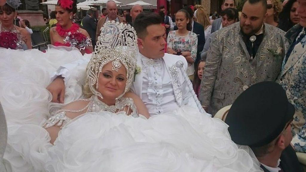 boda gitana