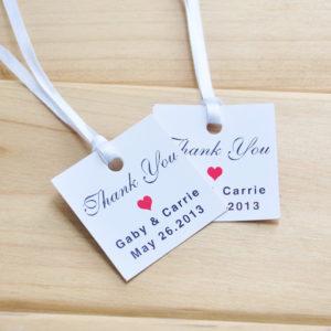 etiquetas bodas de plata