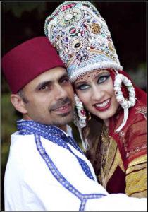 boda marroqui henna