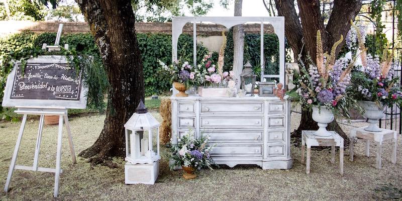 boda vintage ideas