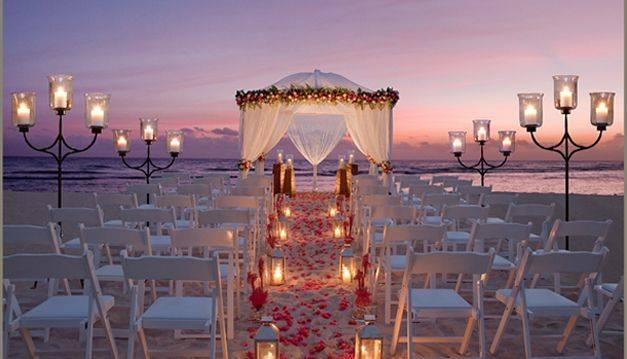 boda en la playa alicante
