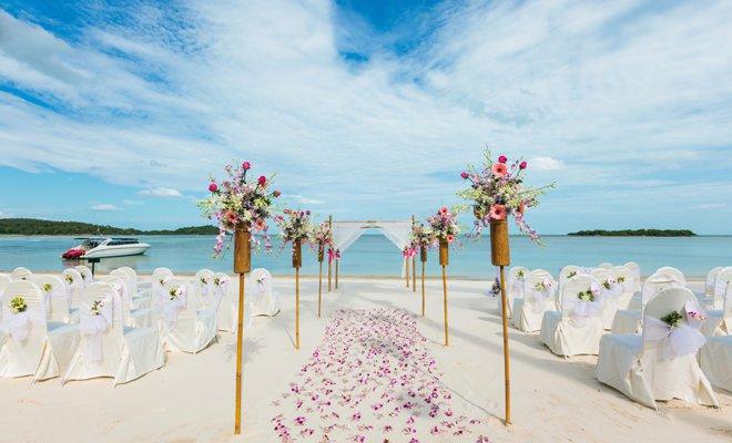 boda en la playa tenerife