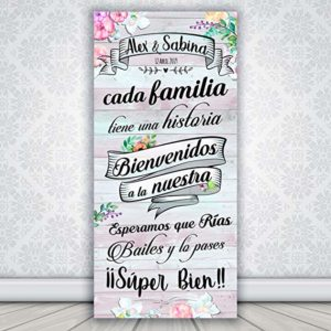 cartel boda alpargatas
