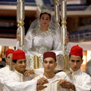 boda marroquina