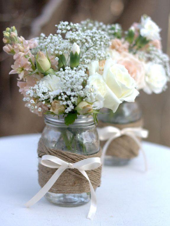 centros de mesa bodas de plata