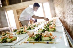 menu de bodas mexico