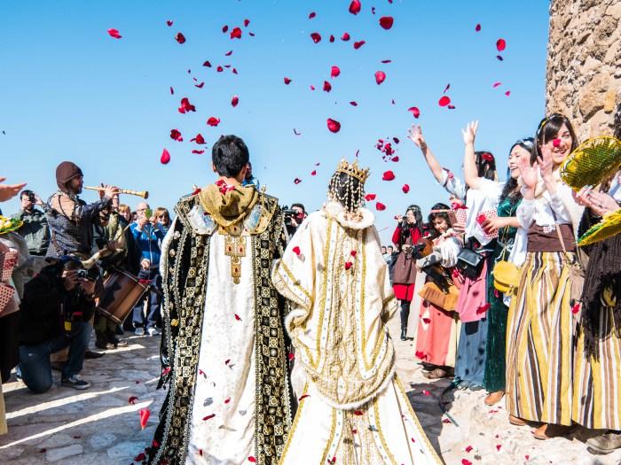 boda medieval madrid