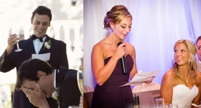 discurso 4 bodas y un funeral
