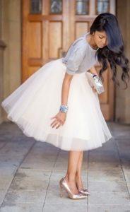 falda tul boda comprar