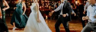 Flashmoob boda