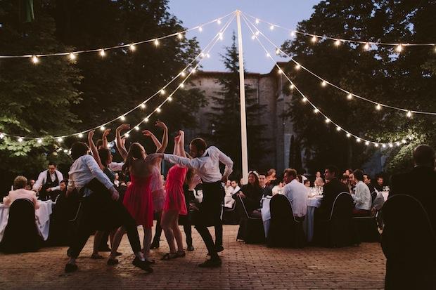 flash mob para bodas