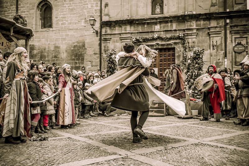 boda medieval mexico