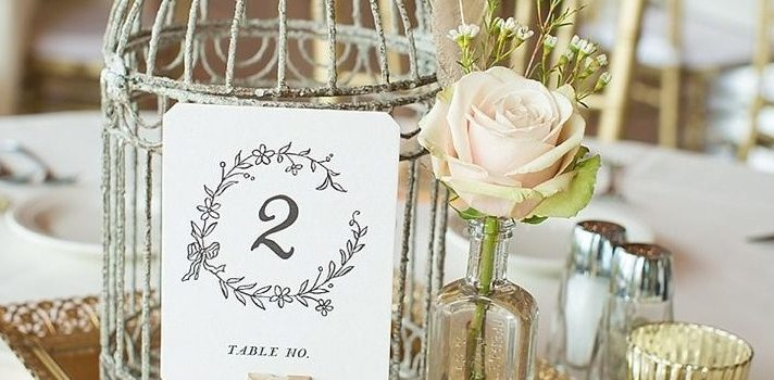 meseros boda imprimibles gratis