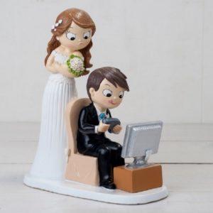 muñecos boda playmobil
