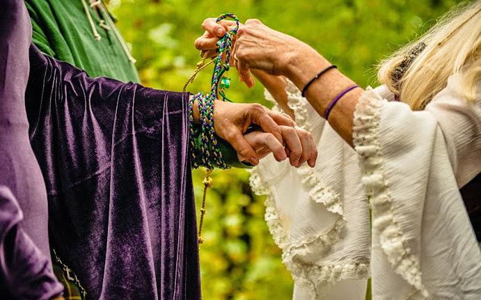 boda celta cedeira